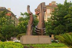 杭州不锈钢ld乐动体育在园林景观中的使用方法!