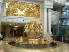 揭秘:杭州铸铜ld乐动体育的工艺流程
